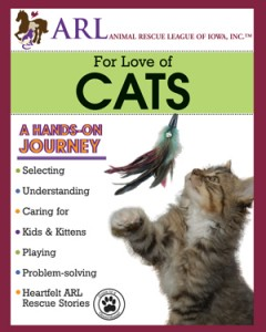 For Love of Cats Book Cover
