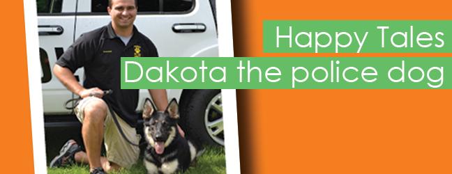 Dakota the Police Dog